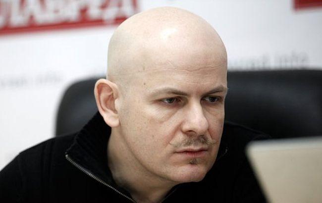 Убитий журналіст Олесь Бузина, - МВС