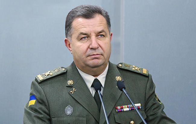 У навчаннях Rapid trident-2017 візьмуть участь близько 2,5 тисяч військових, - Полторак