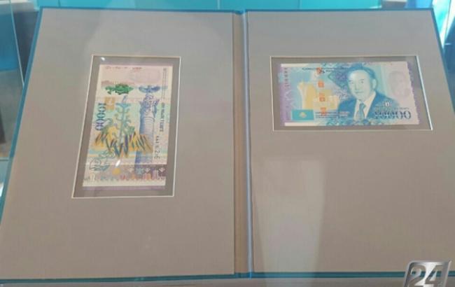 Фото: Казахстан выпустит банкноту с портретом президента