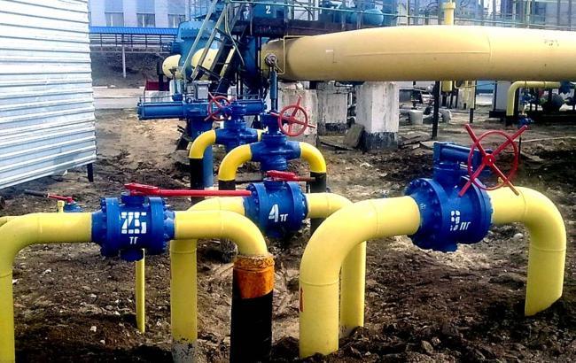 """Фото: """"Укргаздобыча"""" потеряла около 0,5 млн кубометров газа из-за незаконной врезки в газопровод"""