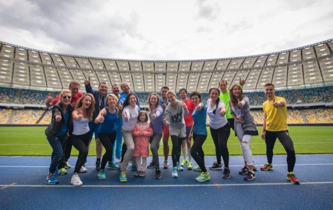 Стало известно, сколько украинцев регулярно занимаются спортом