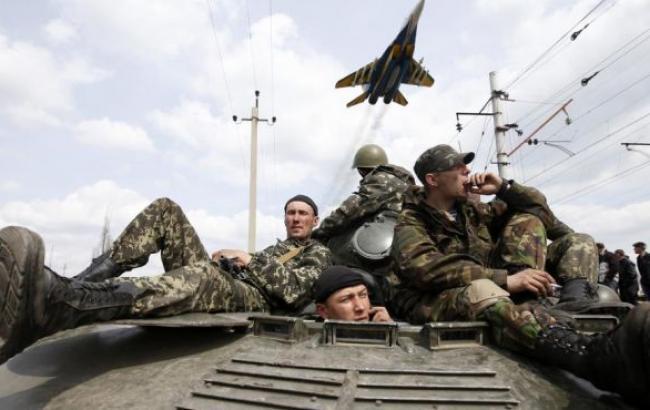 Украина уже получает летальное оружие от некоторых стран, - СНБО