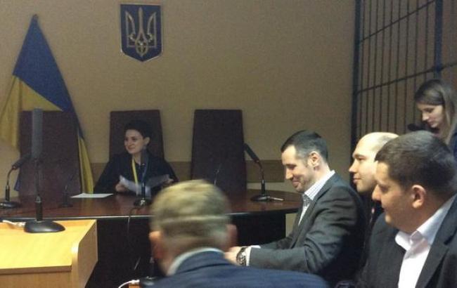 Київський суд відмовився заарештовувати суддю Вовка