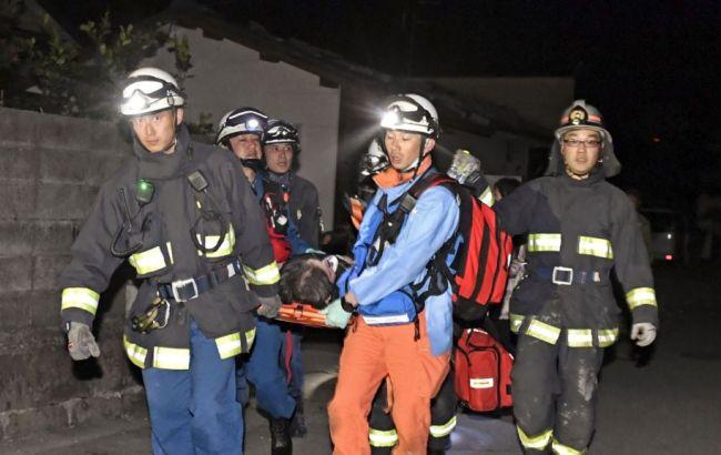 Новий потужний землетрус у Японії: загинуло 19 людей