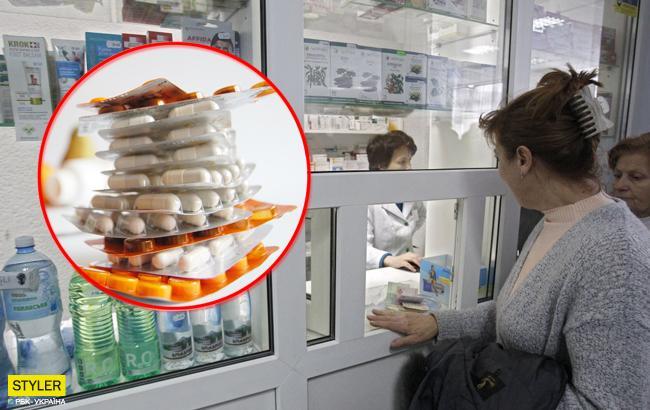 В Украине запретили лекарственные препараты из Индии