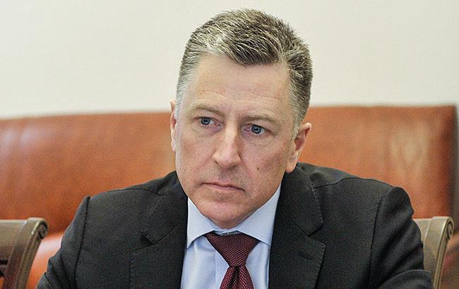 США продовжать вводити санкції щодо РФ для врегулювання ситуації в Україні, - Волкер