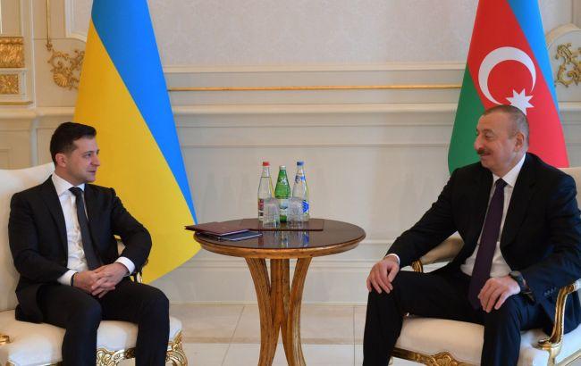 Донбасс и Нагорный Карабах: о чем Зеленский говорил с Алиевым