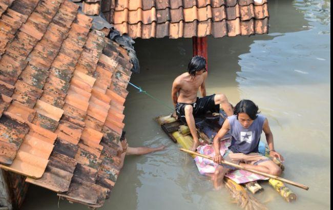 Картинки по запросу индонезия наводнение