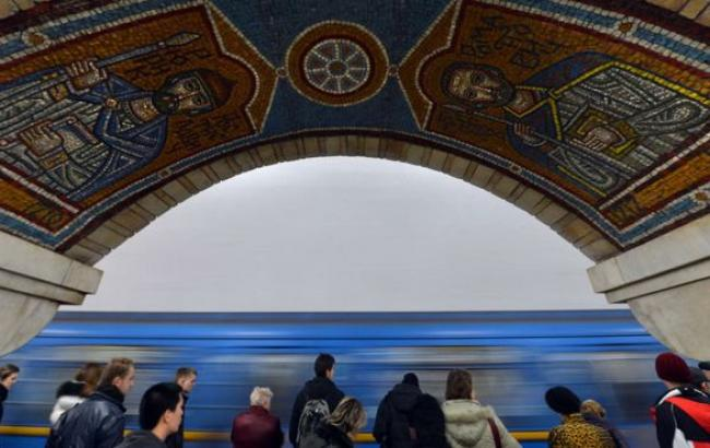 Чистий збиток Київського метрополітену за 9 місяців склав 435,9 млн грн, що на 22% краще прогнозу