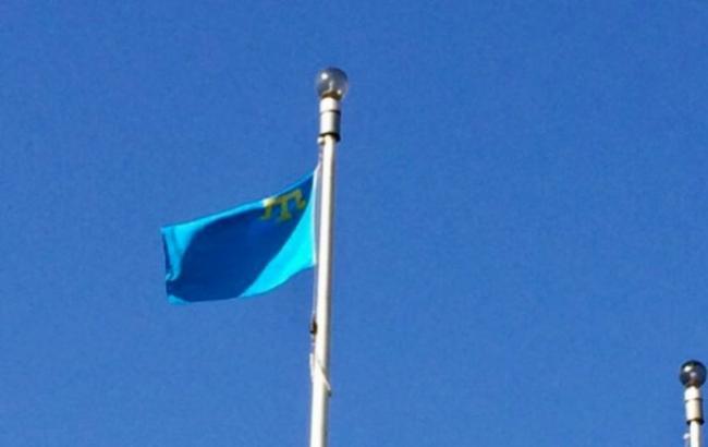 Фото: Кримськотатарський прапор (tsn.ua)
