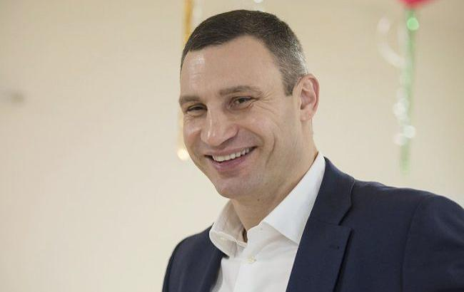 Мэр Киева Кличко задекларировал более 5 млн гривен дохода за 2017 год