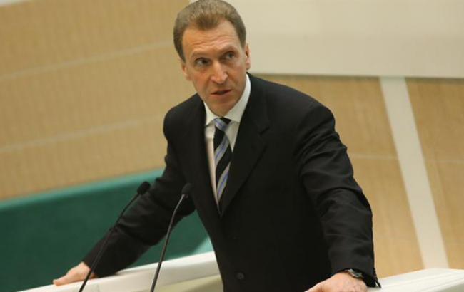 """У російському уряді констатували """"істотне"""" вплив ситуації в Україні на плани розвитку РФ"""