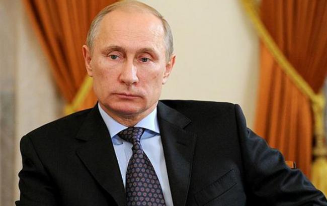 """Путін заявив, що не дозволить знищити """"політичних супротивників"""" Києва на Донбасі"""
