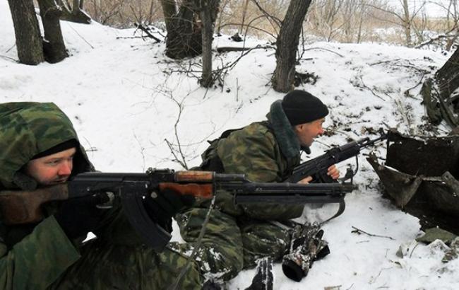 Бойовики зосереджують сили в районі Первомайська, - ІО