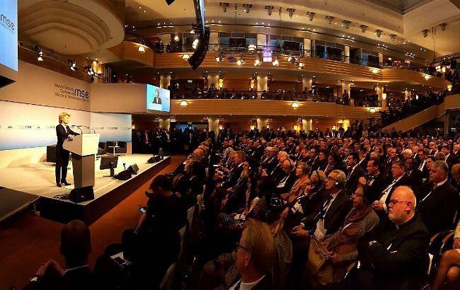Фото: Мюнхенская конференция-2017