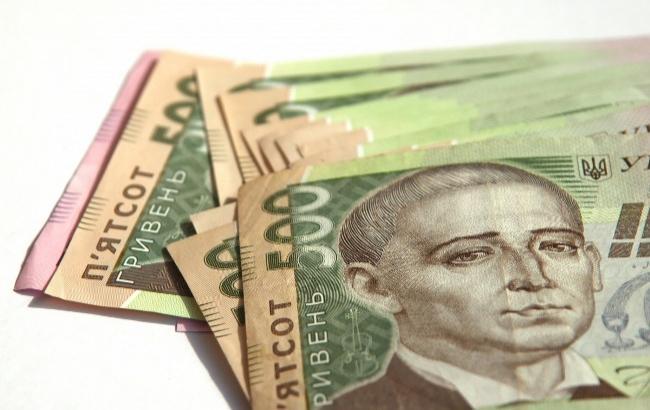 Курс долара на міжбанку о 12:40 знизився до 26,44 гривень