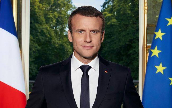 У Франції розповіли про стан Макрона: кашель і втома