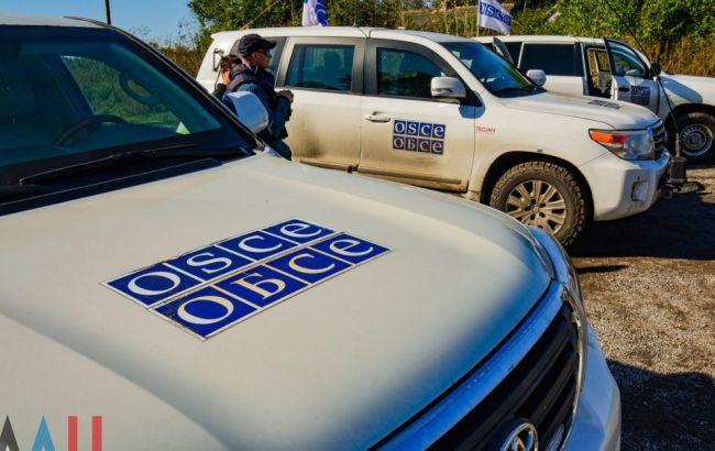 Фото: СММ ОБСЄ на Донбасі