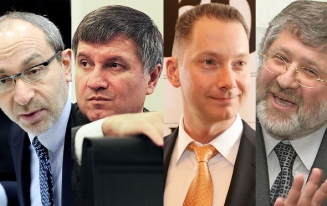 Харківський пасьянс: Кернес, Аваков, Ложкін, Коломойський