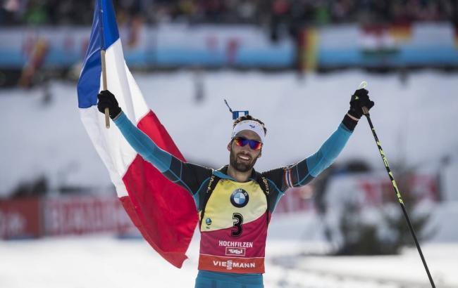 Фото: спортсмен впервые в истории завоевал семь золотых медалей подряд