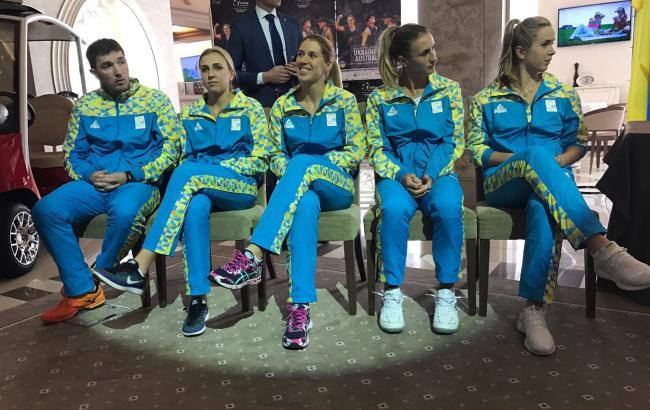 Определились вероятные соперники сборной государства Украины вплей-офф Мировой группы Кубка Федерации
