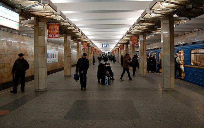 Київський метрополітен представив нову схему ліній метро
