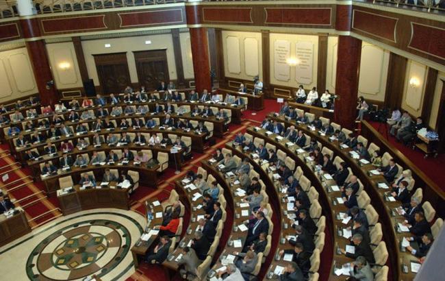 Фото: парламент Казахстану
