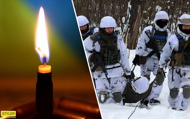 Герої не вмирають! Втрати українських військових на Донбасі в січні