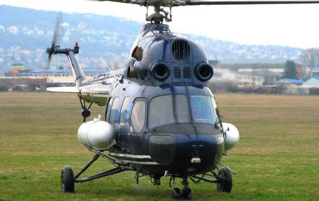Фото: вертоліт Мі-2