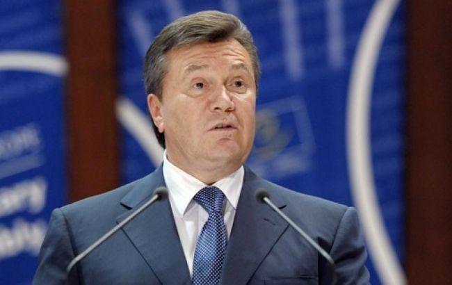 ЄС продовжив санкції проти Януковича і ще 15 чиновників