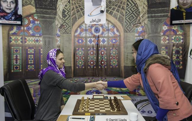 Музычук стала вице-чемпионкой мира пошахматам