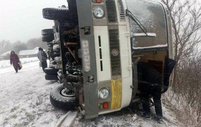 У Росії в ДТП з автобусом постраждали 14 українців