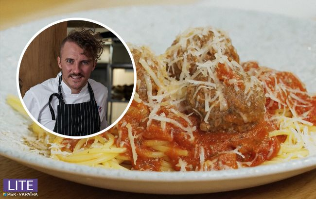 Рецепт пасты с митболами в томатном соусе от Клопотенко: ел бы каждый день!