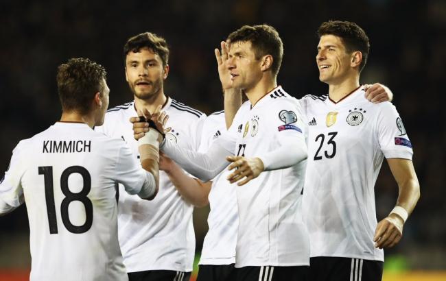 Відбір до ЧС-2018: Чехія розгромила Сан Марино, Англія розправилася з Литвою