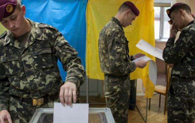 По состоянию на 17:00 проголосовало 90-100% украинских пограничников, - ГПС