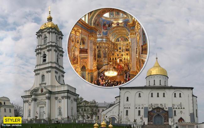 Более 20 икон: активисты рассказали о краже в Почаевской Лавре