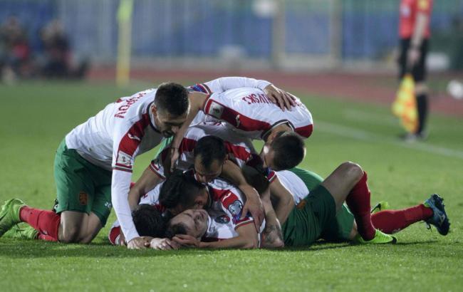 Відбір до ЧС-2018: Болгарія перемагає Нідерланди, Бельгія вирвала нічию з Грецією
