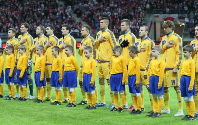 Стенограмма онлайн-трансляции матча Украина - Литва
