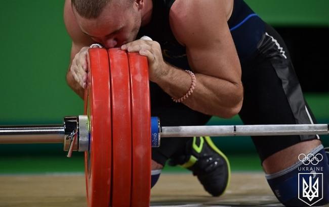 Украинский тяжелоатлет Пелешенко намерен судиться с WADA