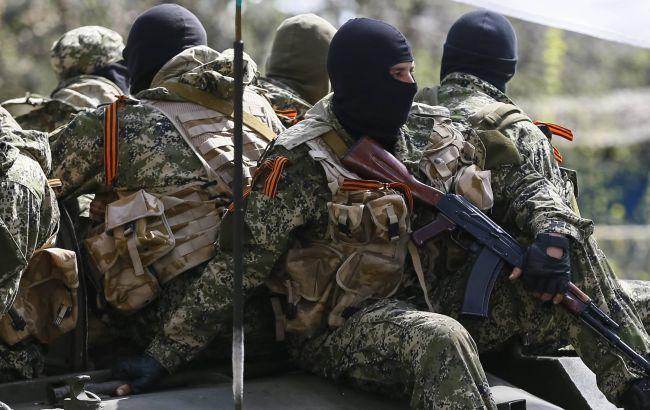 Фото: ДРГ боевиков попыталась захватить украинский опорный пункт