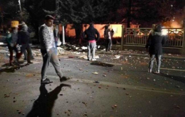 Українців серед постраждалих від вибуху в передмісті Парижа немає, - МЗС