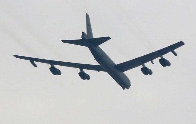 Фото: бомбардировщик (США)