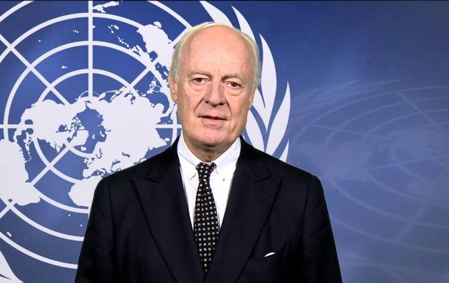 ООН перенесла переговори щодо Сирії в Женеві на 9 березня
