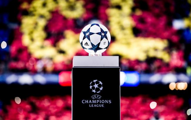 Фото: Ліга чемпіонів