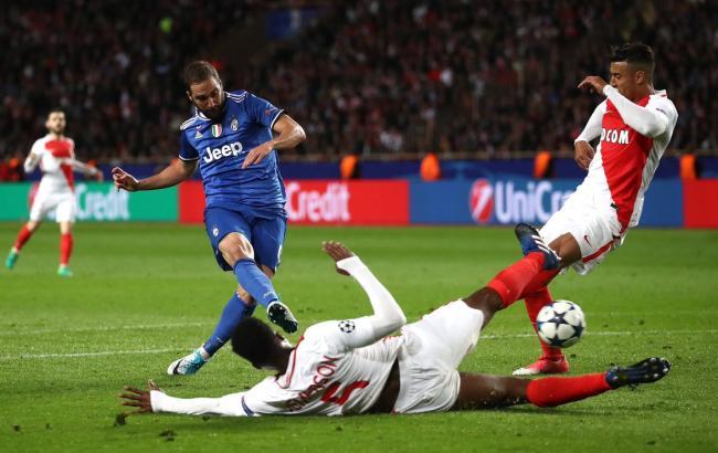 Онлайн транслЯциЯ футбольного матча ювентус монако