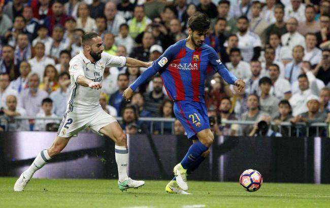 """Фото: """"Реал"""" - """"Барселона"""""""