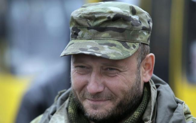 """Добровольцам приказали покинуть зону АТО до 1 апреля, - """"Правый сектор"""""""