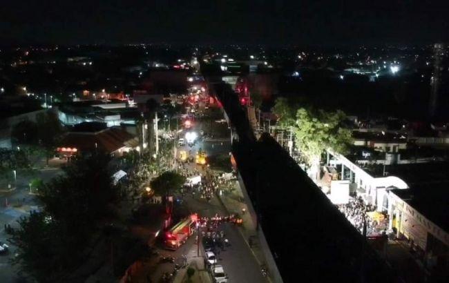 У Мехіко різко зросла кількість жертв катастрофи метромосту