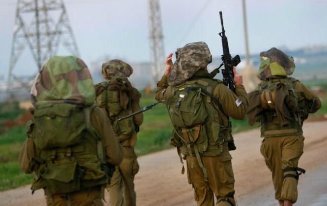 Фото: солдаты израильской армии