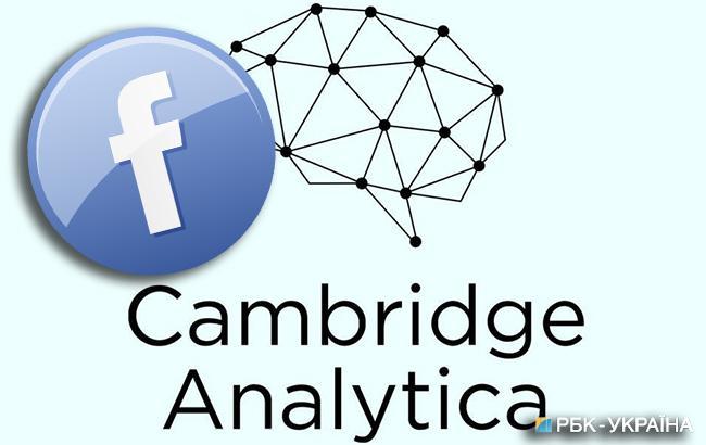 У США почали розслідування проти Cambridge Analytica